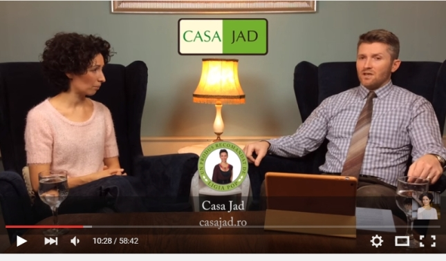ligia pop despre CASA JAD